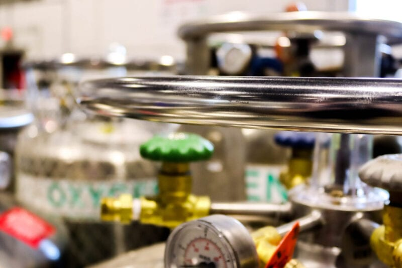 cryogenic dewar